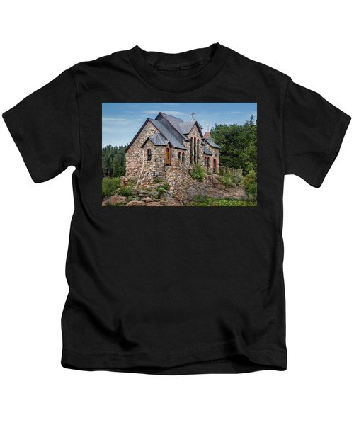 Colorado Chapel On The Rock Kids T-Shirt