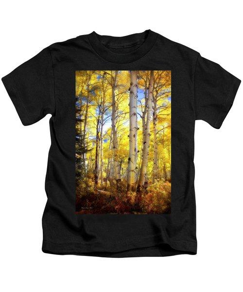 Aspen Magic   Kids T-Shirt
