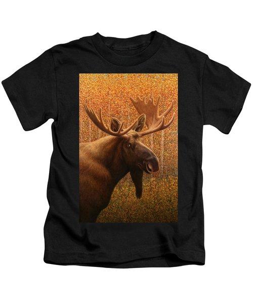 Colorado Moose Kids T-Shirt