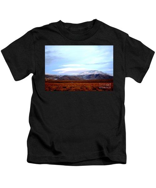 Colorado Mountain Vista Kids T-Shirt