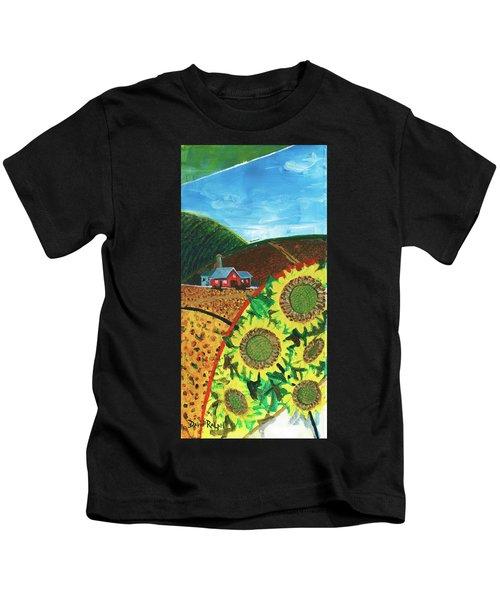 Colorado Sunflowers Kids T-Shirt