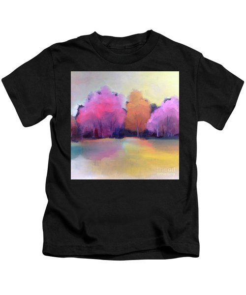 Colorful Reflection Kids T-Shirt