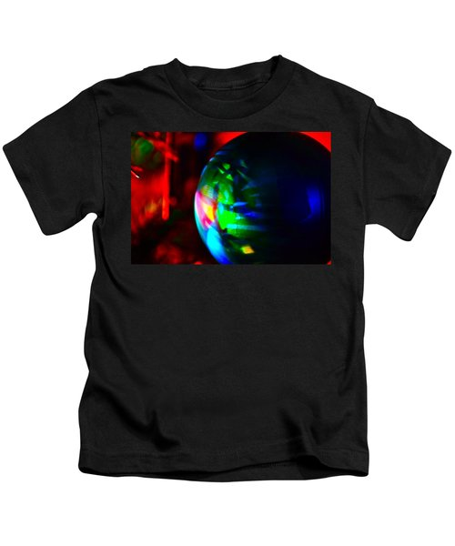 Colors Of Christmas Kids T-Shirt