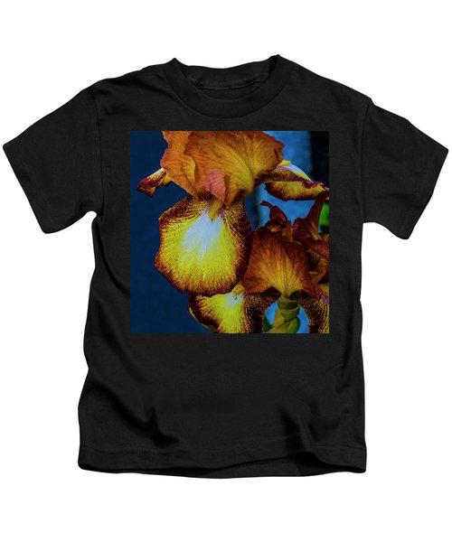 Colors Of Iris Kids T-Shirt