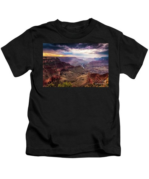 Colors Of The Canyon Kids T-Shirt