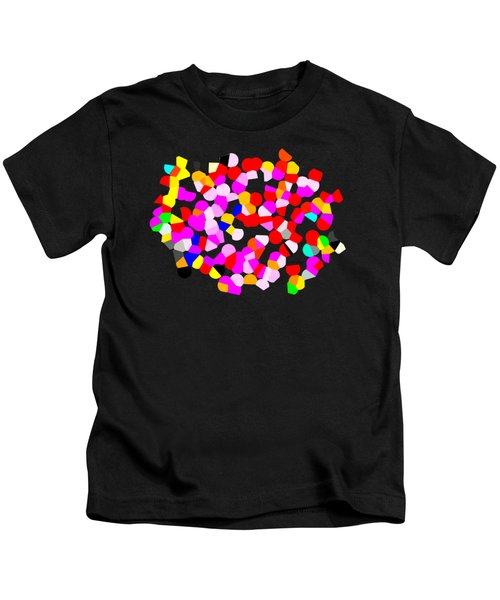 Colors Of The Wind Kids T-Shirt