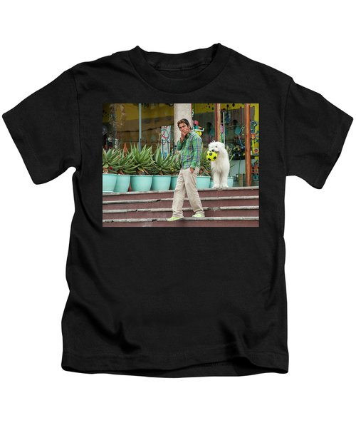 Come On And Play Kids T-Shirt
