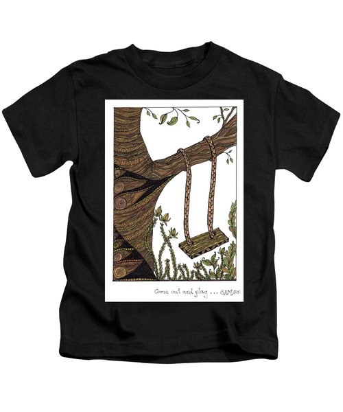Come Out And Play Kids T-Shirt