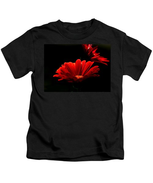 Coming In To The Light Kids T-Shirt