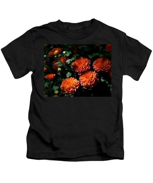 Coming Out Of The Shadows Kids T-Shirt