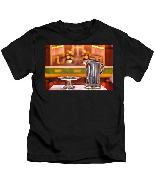 Communion Silver 1800 Kids T-Shirt