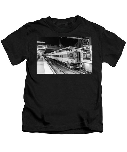Commuter Rail Kids T-Shirt