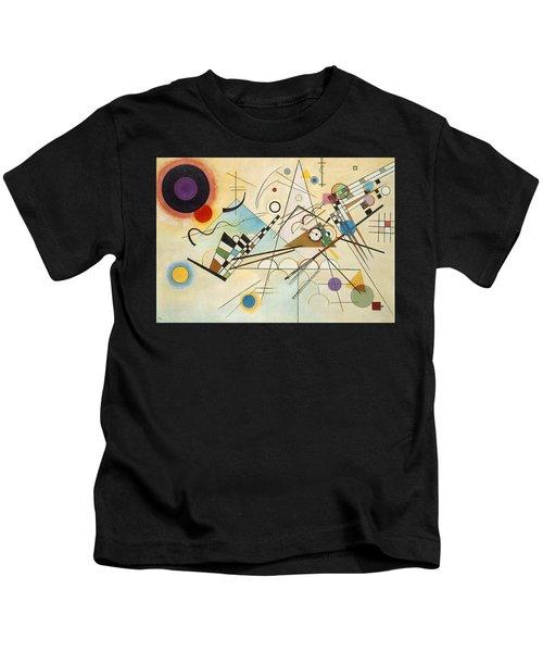 Composition Viii Kids T-Shirt