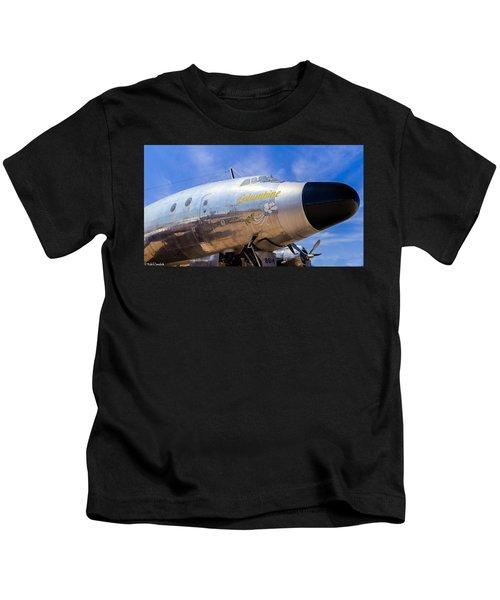 Constellation Columbine Kids T-Shirt