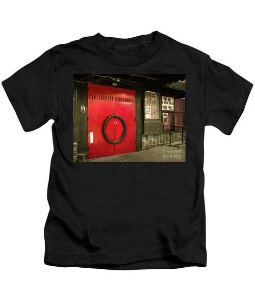 Continental Club Austin Kids T-Shirt