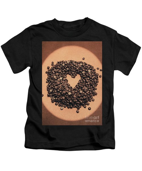 Cooking Desserts With Love  Kids T-Shirt