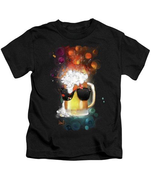 Cool Beer Kids T-Shirt