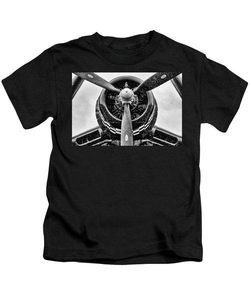 Corsair In Heavy Rain Kids T-Shirt