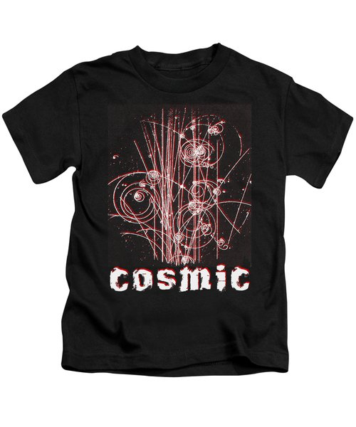 Cosmic Bubbles Kids T-Shirt