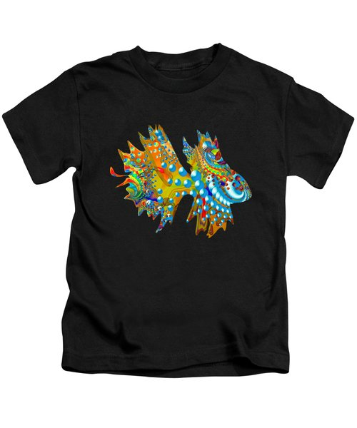 Cosmic Guppy Kids T-Shirt