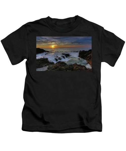 Costa Rica Sunrie Kids T-Shirt