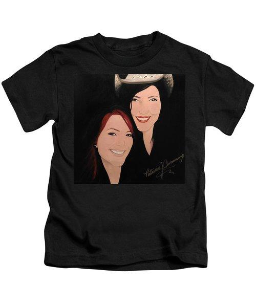 Cougrzz Rock Duo Kids T-Shirt