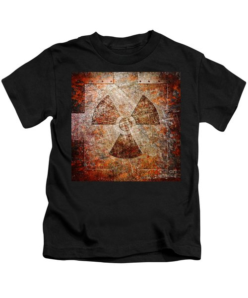 Count Down To Extinction Kids T-Shirt