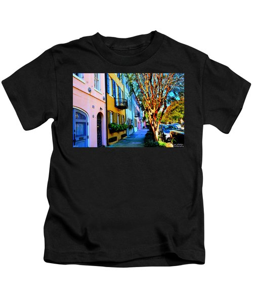 Count Your Rainbows Kids T-Shirt