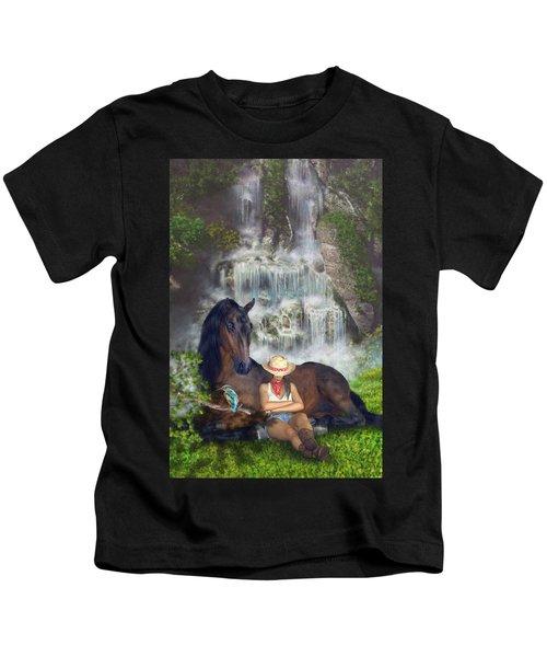 Country Memories 1 Kids T-Shirt