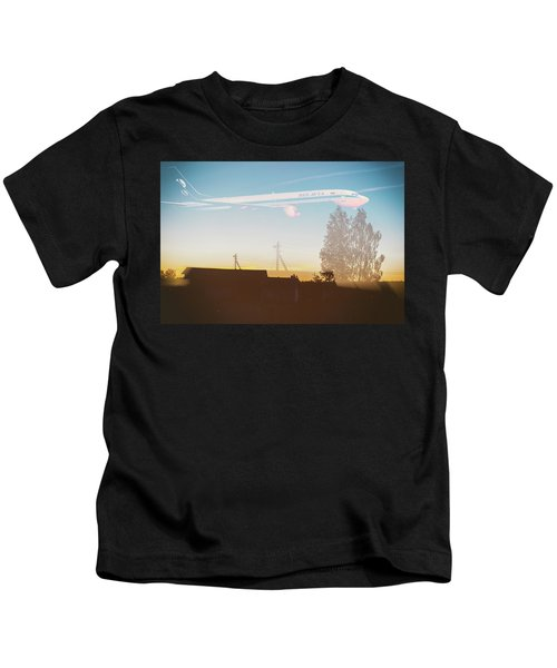 Countryside Boeing Kids T-Shirt
