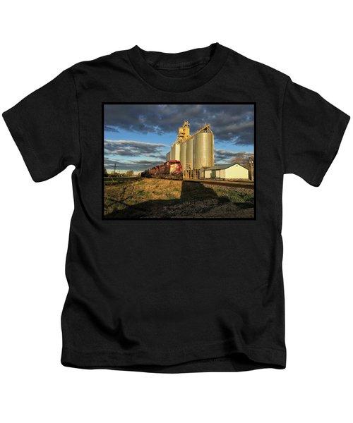 Cp Train Kids T-Shirt