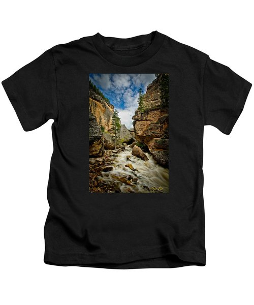 Crazy Woman Canyon Kids T-Shirt