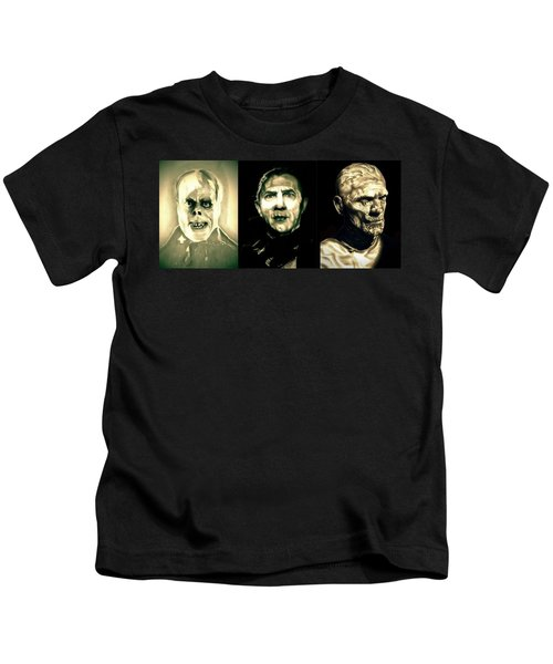 Creature Feature Kids T-Shirt