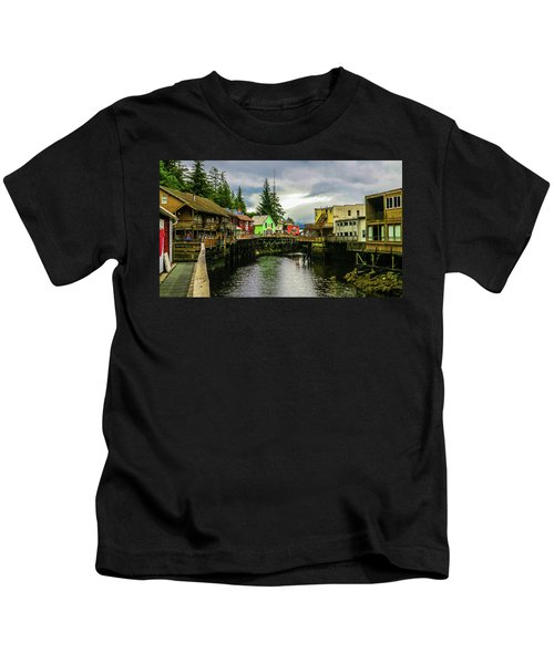 Creek Street 1 Kids T-Shirt