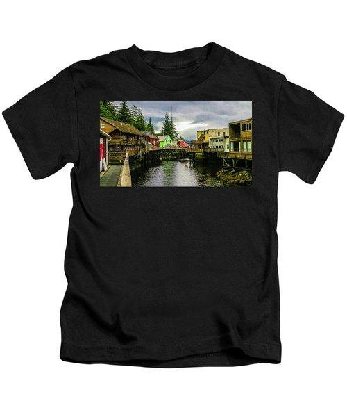 Creek Street 1 Kids T-Shirt