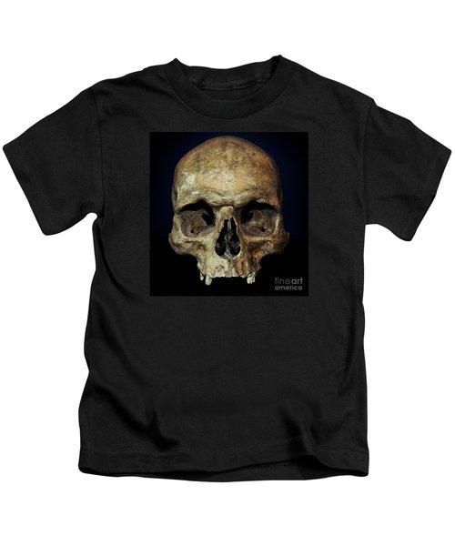 Creepy Skull Kids T-Shirt