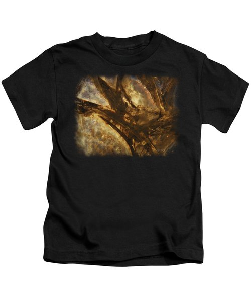 Crevasses Kids T-Shirt