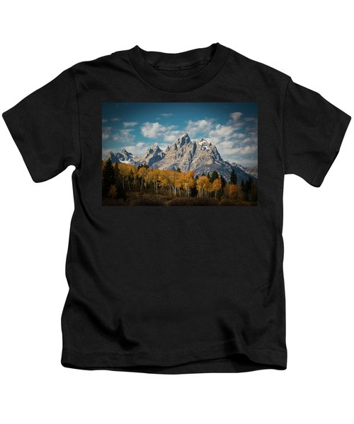 Crown For Tetons Kids T-Shirt