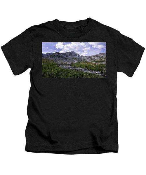 Crystal Peak 13852 Ft Kids T-Shirt