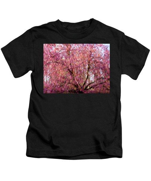 Columnar Sargent Cherry 2 Kids T-Shirt