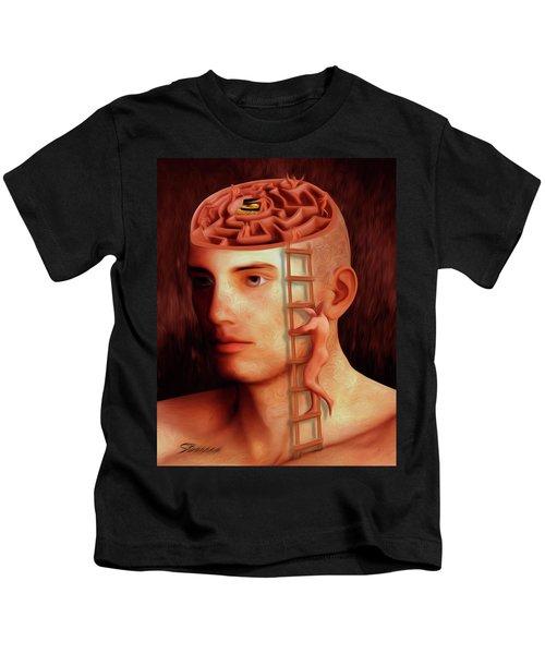 Curious Mind Kids T-Shirt
