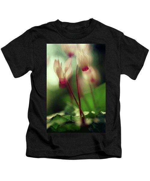Cyclamens Kids T-Shirt