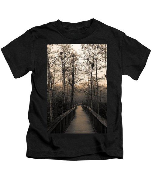 Cypress Boardwalk Kids T-Shirt