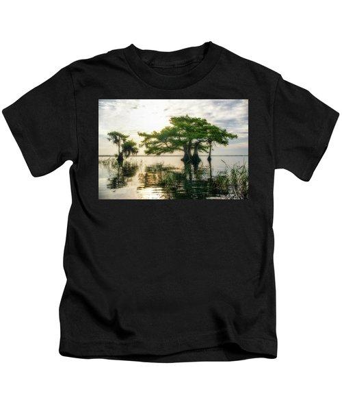 Cypress Bonsai Kids T-Shirt