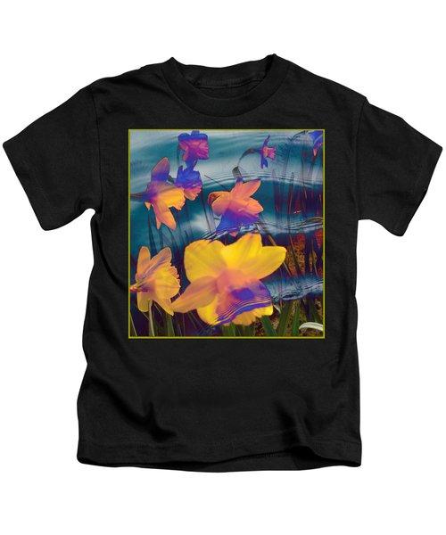 Daffodils #1 Kids T-Shirt