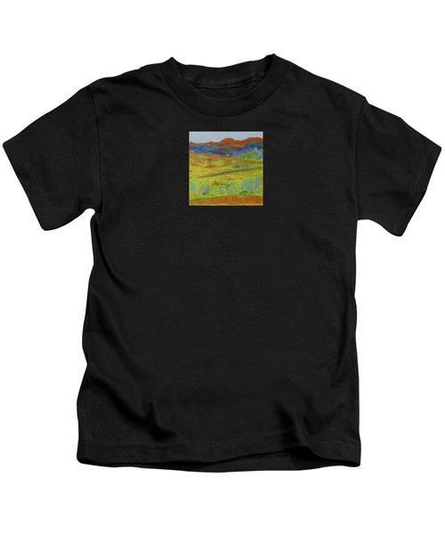 Dakota Territory Dream Kids T-Shirt