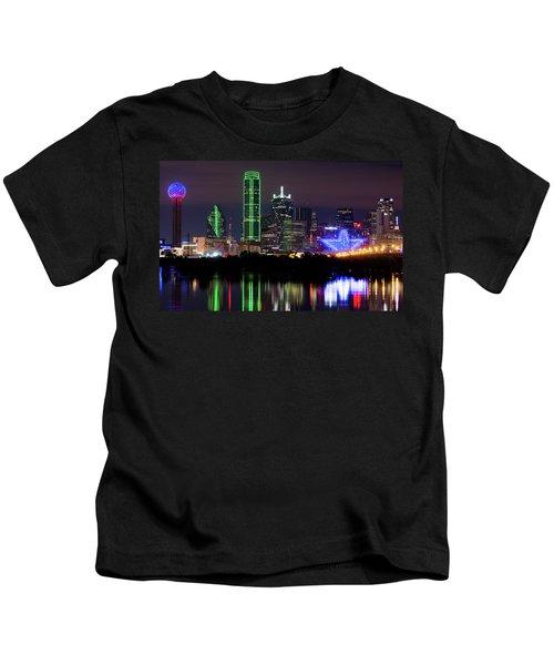 Dallas Cowboys Star Night Kids T-Shirt