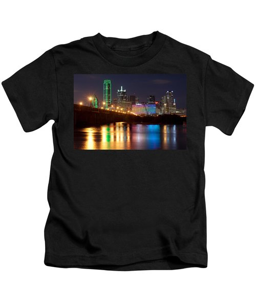Dallas Reflections Kids T-Shirt