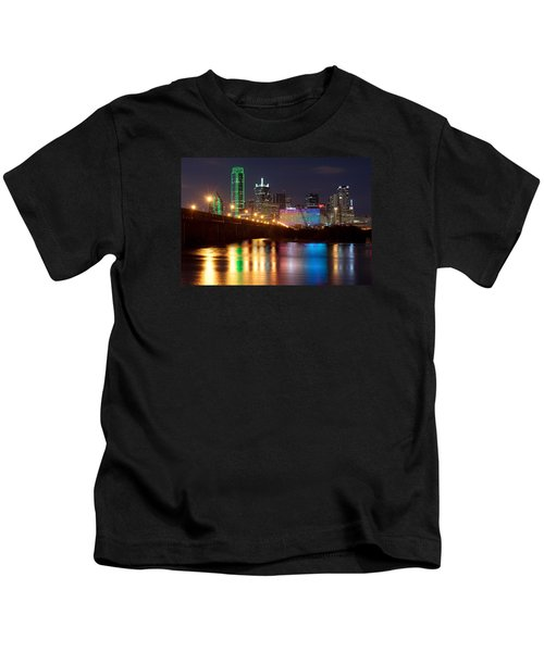 Dallas Reflections Kids T-Shirt