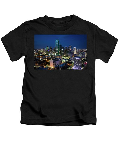 Dallas Vista  Kids T-Shirt